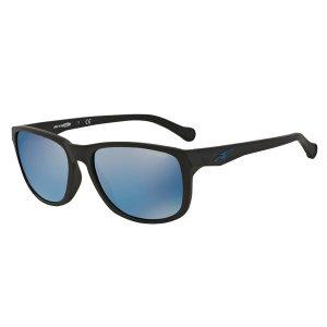 Gafas de sol Arnette AN4214 Corte recto Mate Azul y Negro