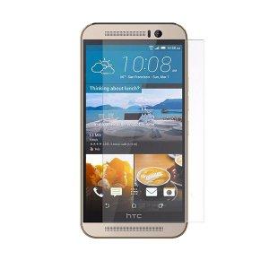 VIDRIO TEMPLADO PARA HTC M9 BISELADO 0.33