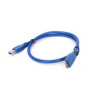 CABLE DE DATO USB 3.0 PARA DISCO DURO Y SAMSUNG NOTE3 S5 1 MTS