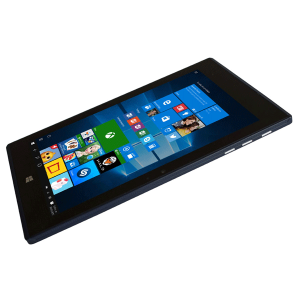 Tableta Blue W8 de 8 pulgadas con Windows 10, capacidad de 32 GB Nan Flash, memoria Ram de 1GB