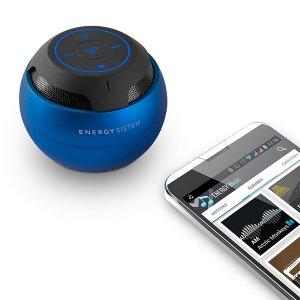 Energy Music Box BZ2 Bluetooth (MicroSD, radio FM, line-in y micrófono integrado)