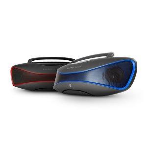 Energy Music Box BZ6 Bluetooth (USB/SD, FM, Line-in y display) Azul (USB/SD, FM, Line-in y display) Rojo