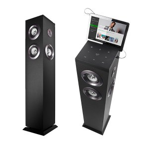 Energy Tower System Tower 8  (RMS- Touch ,USB/SD, FM and USB charger)