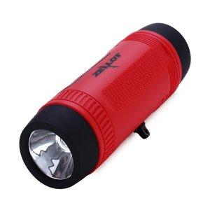 Parlante inalámbrico Zealot S1 Bluetooth 4.0 - Rojo / Verde