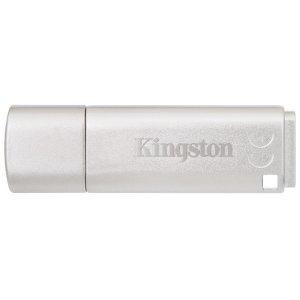 Kingston DTLPG3 8GB USB3.0 AES Encriptación Memorias USB  − Plata