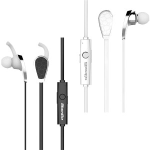 Bluedio N2 Auriculares inalámbricos estéreo deportivo Bluetooth