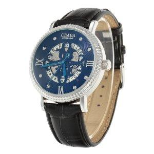 Relojes Mecánicos CJIABA GK8030 de Hombres Negro