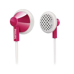AUDIFONOS PHILIPS SHE2100PO/10 EARBUD