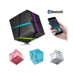PARLANTE BLUETOOTH CUBO Q-ONE