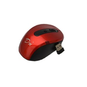 Mouse inalambrico wireles 2.4G dm